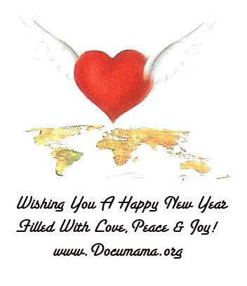 Make Your Wish: Happy New Year! Best Wishes For You In 2013! documama