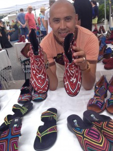Roberto is one of the business owners & shoe designers