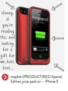 mophie (RED)
