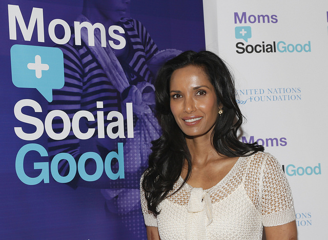 Padma Lakshmi, Endometriosis Foundation of America Co-Founder Photo Credit: Stuart Ramson | United Nations Foundation