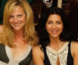 Elizabeth Atalay and Alex & Ani Founder Carolyn Rafaelian